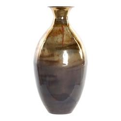 Vase DKD Home Decor Gris...