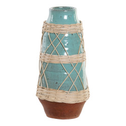 Vase DKD Home Decor Rotin...
