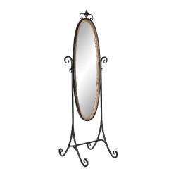 Miroir mural DKD Home Decor...