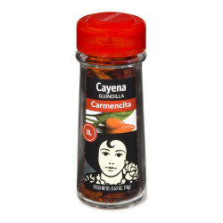 Cayenne (Capsicum annuum)...