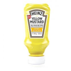Moutarde Heinz Doux (220 ml)