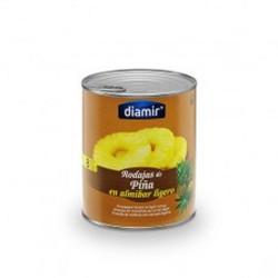 Ananas Diamir Sirop (840 g)