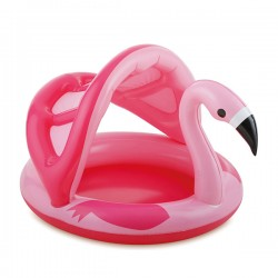 Flamant Rose Gonflable (114...