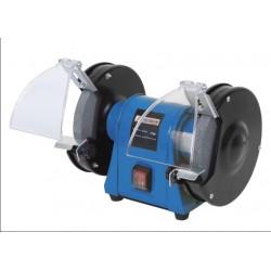 Touret à meuler mixte avec lumière diam 150mm et 200mm à eau 400w RIBITECH