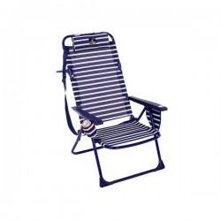 Chaise Pliante Aluminium...