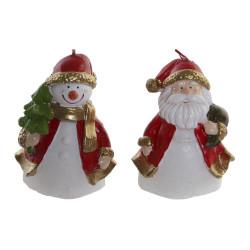 Bougie DKD Home Decor Noël...