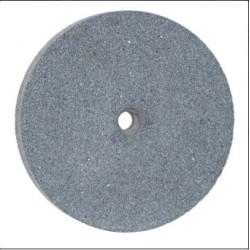 meule en fibre pour polissage diam 075 x ép 20 x alésage 10mm RIBITECH